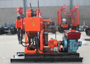 China ST-180 Hydraulic Driven Core Drilling Rig Machine Flexible for Core Drilling and Mining on sale