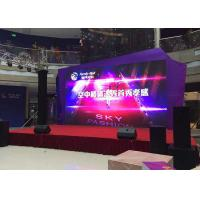 P2.5 HD Small Pitch LED Display / Led video Display 480x480mm stage background