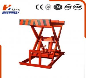 China 1 M To 30 M Hydraulic Scissor Lift Platform For Loading And Unloading on sale
