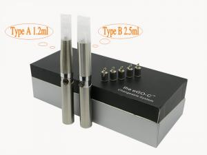 China ego-c mystic box electronic cigarette on sale