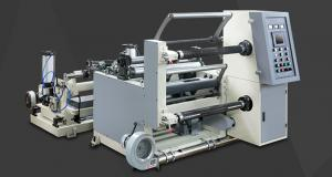 Quality Full Automatic Paper Slitting Machine QFJ-800A For Large Unwinding Width Jumbo for sale