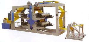 China Accurate Flexographic Printing Press Machine 6 Colors For Woven PP Bags on sale
