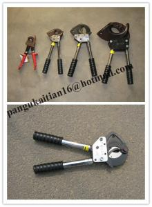China ACSR Ratcheting Cable Cutter,Cable-cutting plier Manufacture and supplier on sale