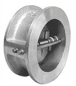 China Ductile silent check valve on sale