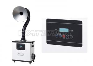 China Laser Hair Removing Solder Fume Extractor Four Layer Filtering System on sale