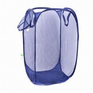 China Net storage basket, foldable on sale