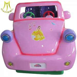China Hansel  indoor used car sales electric ride car for kids new products kiddie ride for sale on sale