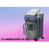 IPL Hair Removal Machine 3500W Vertical 3Handles E-light TruMED(SHR+IPL+Nd:Yag)
