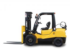 China Customized Color Explosion Proof Forklift , LTMA Container Handling Forklift on sale