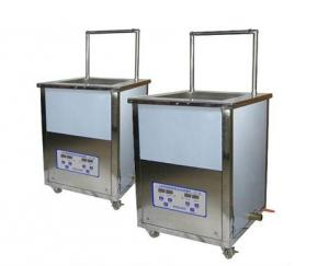 China Acid Base Resisting Ultrasonic Golf Club Cleaner With Durable SUS316L Material on sale