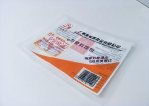 China Fortitude and toughness Retort Pouch Packaging for Fried chicken with soy sauce,  Can Afford 121 Degree on sale