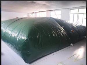 China 40000 Liter Liquid PVC Tank Inflatable Water PVC Tarpaulin Tanks on sale