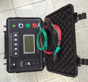 Quality Megger 5kv Insulation Resistance Tester, Reliable Insulation Resistance Test Equipment for sale