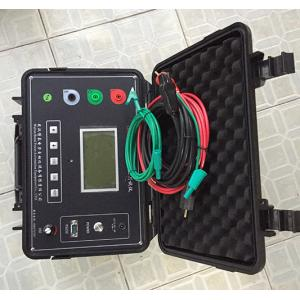 Quality Megger 5kv Insulation Resistance Tester , Reliable Insulation Resistance Test Equipment for sale