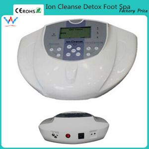 China array far belt cell cleanse spa ionic detox aqua foot machine on sale