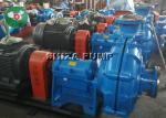 High Chrome 100m Heavy Duty Slurry Pump , High Pressure Electric Slurry Water Pump