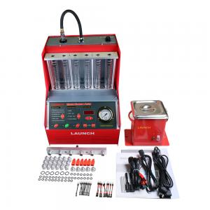 China Launch CNC-602A injector cleaner & tester Developed with the technology of ultrasonic cleaning and fuel pressure contro on sale