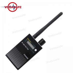 China Wireless Camera Spy Signal Detector 1MHz - 8000MHz Aluminum Alloy Materials on sale