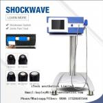 Portable New Shockwave For Pain Relief Treatment Therapy Extracorporeal Shockwave Device Sale Plantar Fasciitis Therapy
