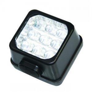 China Rechargeable miner's headlamp(9LED illuminators) on sale
