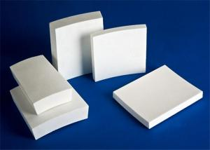 China 99% Al2o3 High Alumina Ceramic Tile High Temperature Resistant Ceramic Sheet on sale