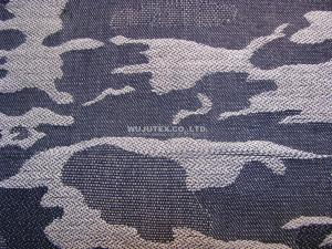 China 100% Cotton Printed Jacquard Woven Fabric  Width 58 / 60 inches Soft Fabric on sale