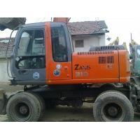 Wheel excavator ZX210W hitachi excavator,also ZX60,ZX75,ZX120,ZX160 japan used excavator