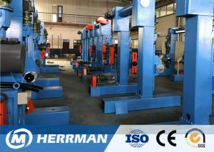 China Flat Copper Wire Cable Rewinding Machine PN800~PN1600 Pay - Off Bobbin Size on sale
