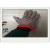 Five Fingers Stainless Steel Gloves With Cut Resistant For Cooking