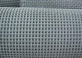 China Rigid 304 Stainless Steel Mesh Screen Corrosion Resisting Characteristics on sale