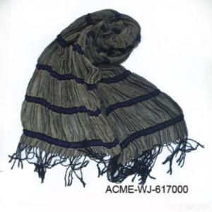 China Cashmere Scarf on sale