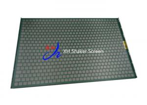 China Direction Drilling 48-30 Flat Shale Shaker Screen 1047*697mm on sale