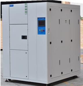 China Programmable Cold Hot Temperature Cycling Chamber , Thermal Shock Test Equipment on sale