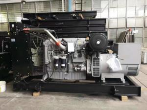 China 100KW 125Kva Open Diesel Generator With Cummins Engine Closed Cycle Water Cooled System on sale