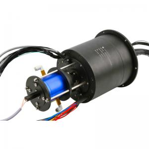 China Professional Integrated Slip Ring Solutions 10 Million Turns For Military Radar System on sale