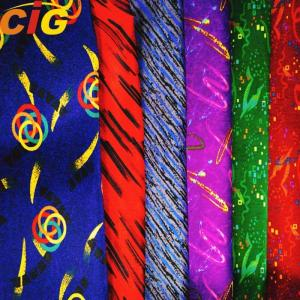 China Multi - Colors Screen Printing Auto Upholstery Fabric With 140-150cm Width on sale