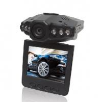 H.264 HD720P Vehicle Car camera Video Recorder Portable car DVR with 270 Degree Lens