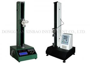 China LCD Display Universal Tensile Testing Machine 0.01 - 500mm/min Speed Range on sale