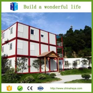 China 40 ft flatpack shipping container office/offshore accommodation container office on sale