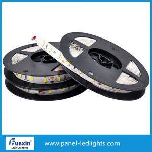 China SMD 5050 60PCD LED lamps Dimmable Led Strip Lights Warm High Efficiency on sale