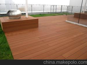 China WPC flooring, Wood Plastic Composite outdoor decking tile (135*25 mm) on sale