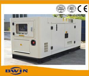 Original Yanmar Diesel Generator Set Soundproof 12kw 15kva 3 Phase