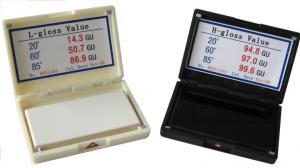 Quality Mètre tenu dans la main de lustre de Digital de 60 degrés avec la répétabilité GU et ±0.4 de chaîne de mesure 0~199.9 pour la peinture for sale