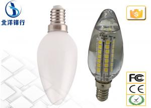 China E14 Base Epistar led chips Candle Liquid Cooled Warm White LED Bulb on sale