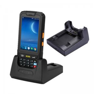 Quality Black Personal Digital Assistant , 2D Barcode Scanner With Wireless Built In Printer for sale
