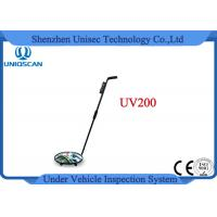 China 30*30Cm under car search mirror / Convex under vehicle mirror with acrylic material on sale