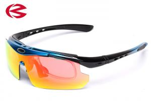 7c1fb4b9066 Quality UV400 Protection Optical Sport Glasses Anti Reflective Coating With  RX Insert for sale ...