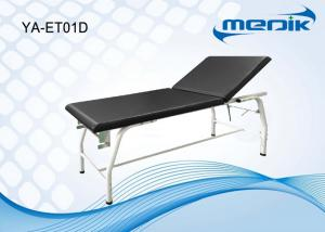 China Two Section General Examination Bed For Medical Office on sale