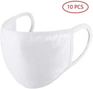 China Adjustable Ear Loop Cotton Dust Proof Face Mask Comfortable  Easy To Wear on sale