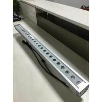 100V-240VAC Outdoor LED Stage Lighting , Led Wall Washer Light 10W IP65 RGBW